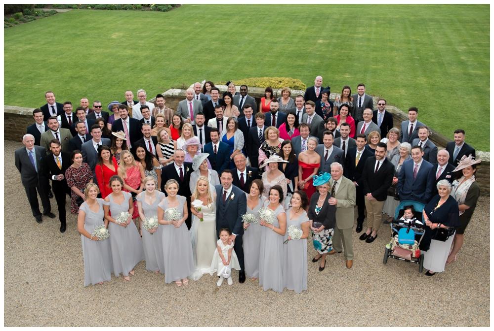 Headlam Hall Wedding