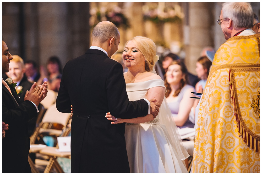 Peterborough Cathedral Wedding